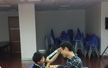"""【志远】""""阅读悦进步""""香蜜湖西片区亲子阅读交流会活动"""